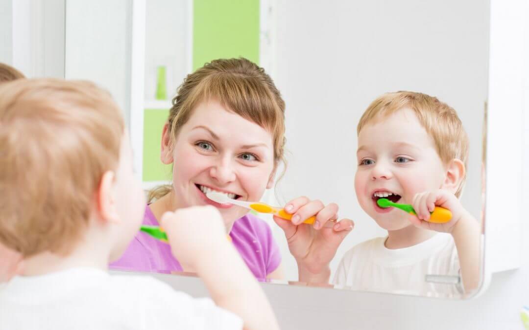 5 Easy Ways to Make Brushing Fun!
