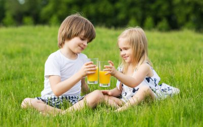 Can Fruit Juice Really Damage your Kids' Teeth?