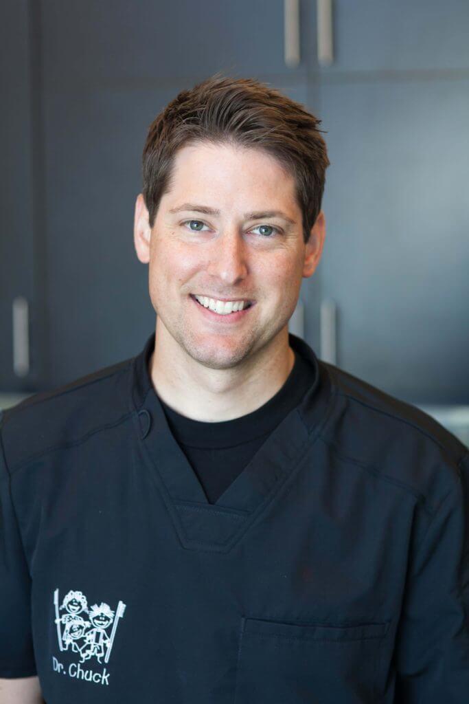Dr. Chuck for pediatric dentistry